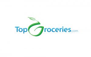 מיתוג עסקי - עיצוב לוגו - TopGroceries