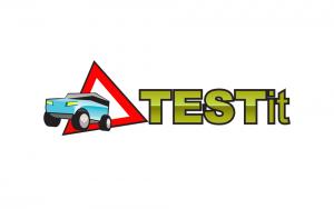 מיתוג עסקי - עיצוב לוגו - Testit - טריוויה לימוד תאוריה