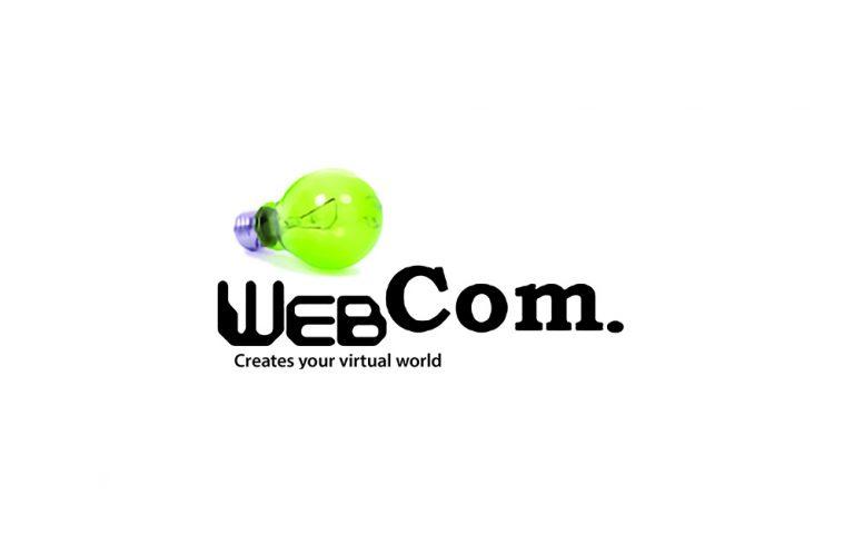 לוגו של WebCom